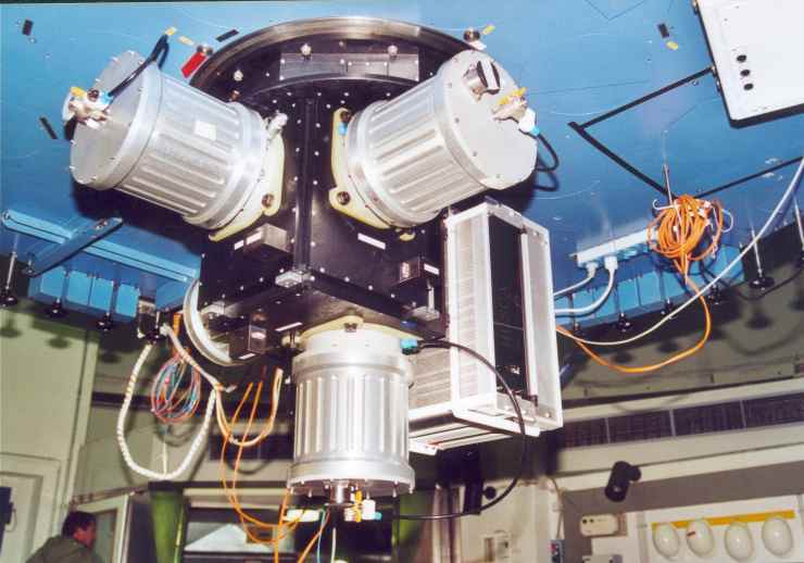 BUSCA at the 2,2m telescope
