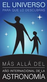Logo Año Internacional de la Astronomia 2009