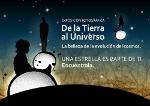 Logo de la tierra al universo