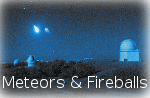 Fireball image captured in September of 2014
